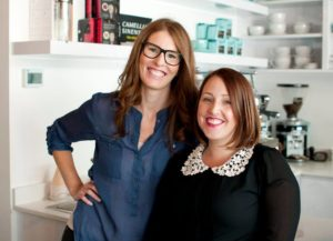 Image of Bianca Sprague & Natasha Marchand of BeboMia